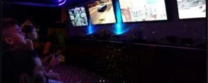 Video game party truck game bus gaming trailer in San Bernardino County California